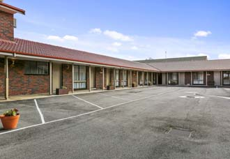 Free On-Site Parking is available at Elm Tree Motel Warrnambool Vic