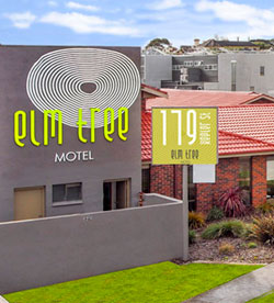 Modern and comfortable 4 Star accommodation in Warrnambool Vic - Elm Tree Motel